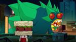 Noodle Burger Boy escapes