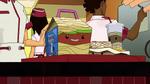 Noodle Burger order