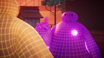 Purple Baymax