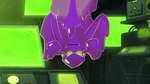 Globby upside down