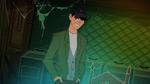 Tadashi grin