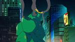 Kaiju destroyed