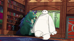 Baymax dance 2
