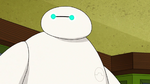 Baymax detects Obake