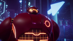 Baymax armor dream