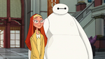 Honey and Baymax museum