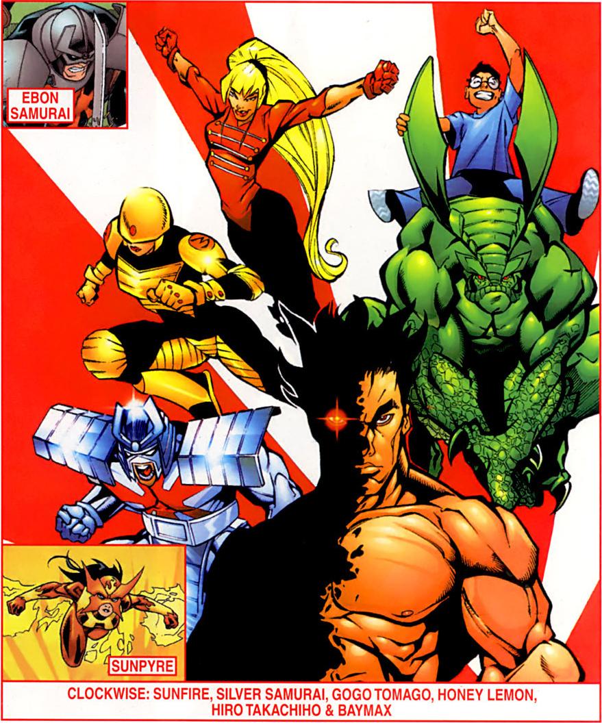 Big Hero Comic big hero 6 | big hero 6 wiki | fandom