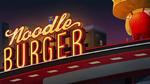 Noodle Burger top