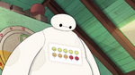 Baymax scale