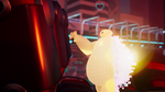 Baymax disappears