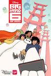 Big Hero 6 TV poster