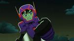 Robot Hiro sky