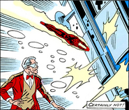 Sunfire attacks Doomsday Device