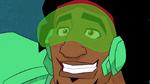 Wasabi grin