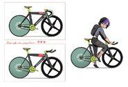 Gogo bike concept