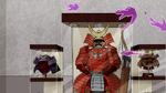 Samurai armors
