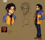 Marvel's Hiro profile