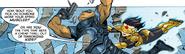 Go-Go attacks Gunsmith