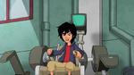Hiro mech suit