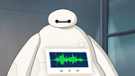 Baymax audio player