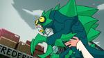 Kaiju animatronic