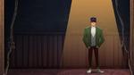 Tadashi in garage