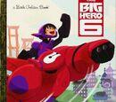 Big Hero 6 Little Golden Book