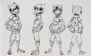 Hiro concept supersuit