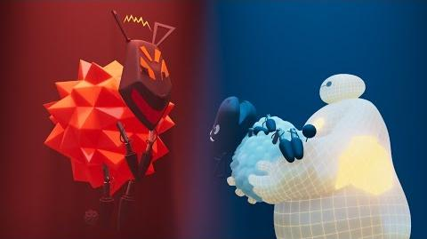 Big Hero 6 The Series - Exclusive Short Baymax Dreams of Evil Sheep
