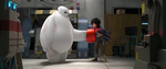 Hiro and Baymax trailer