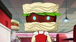 Noodle Burger Boy blue eyes