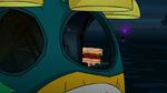 Noodle Burger Boy steals Kaiju
