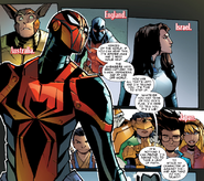 Spider-Man Sinister Six armor