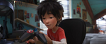 Hiro Fixing Microbots