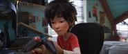 Hiro Fixing Microbots