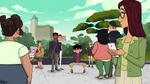 Everyone looks at Hiro