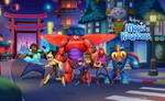 Disney Magic Kingdoms - Big Hero 6 splash screen