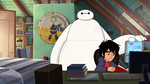 Baymax downloading data
