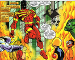 Sunfire fire wall
