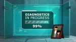 Diagnostics in progress