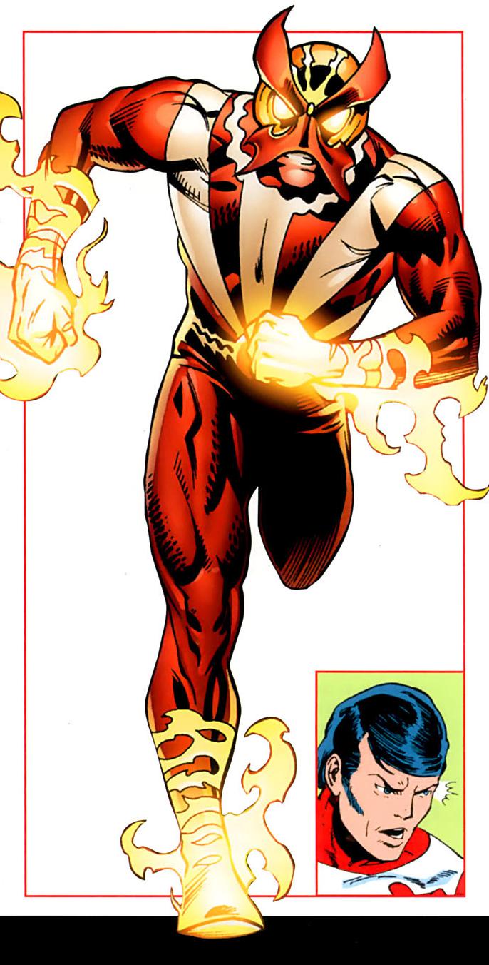 Big Hero Comic sunfire | big hero 6 wiki | fandom
