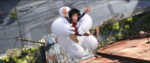 Hiro And baymax Fall