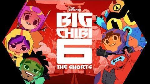 Making Popcorn Disney Big Chibi 6 The Series