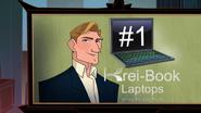 Krei-Book Laptops Billboard