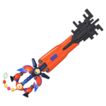 KHIII - Big Hero 6 Keyblade