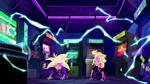 High Voltage arcade
