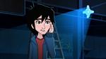 Hiro is surprised