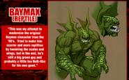 Baymax design notes