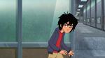 Hiro sneaking SFIT