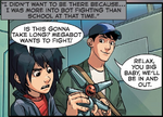 Hiro Tadashi and Megabot